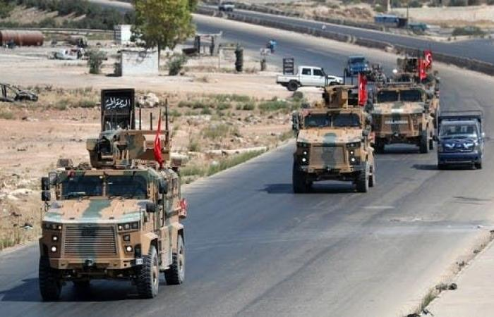 سوريا | تعزيزات عسكرية تركية إلى ريفي إدلب ومعرة النعمان