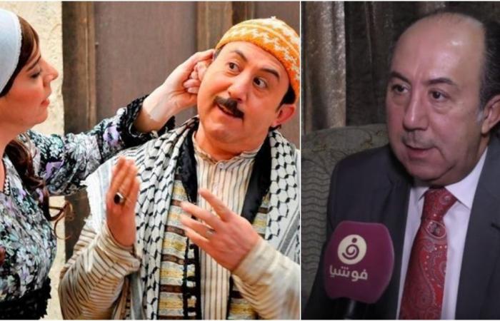 """محمد خير الجراح: هذه حقيقة عودة """"أبو بدر وفوزية"""" في باب الحارة 2020!"""