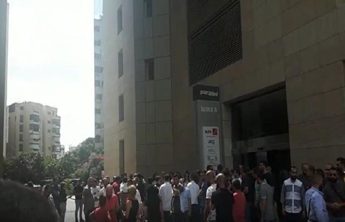 بالفيديو: اعتصام لموظفي Alfa وTouch