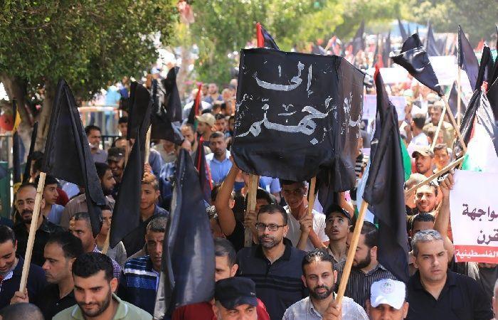 فلسطين   القيادة العامة: إعلان ضم غور الأردن للكيان يتم بغطاء من أنظمة التطبيع