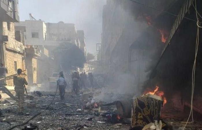سوريا | عفرين.. تفجير قرب مقر فصيل موالٍ لتركيا