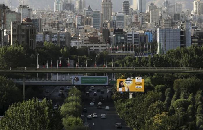 إيران توقع عقدا لتطوير حقل غاز بالخليج