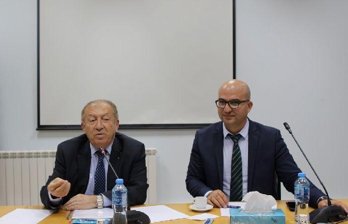 فلسطين | اجتماع يبحث سبل دعم وتعزيز صمود الاقتصاد في القدس