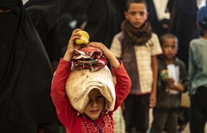 سوريا   نساء وأطفال الدواعش عالقون.. وشكاوى ضد فرنسا