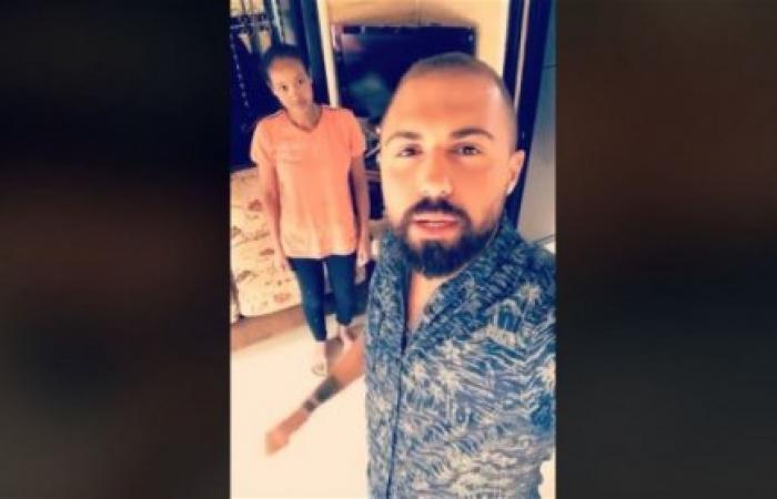 احتجاجا على 'اختطاف' حسن جابر، لبناني 'يخطف' العاملة الأثيوبية في منزله ثم يفرج عنها (فيديو)