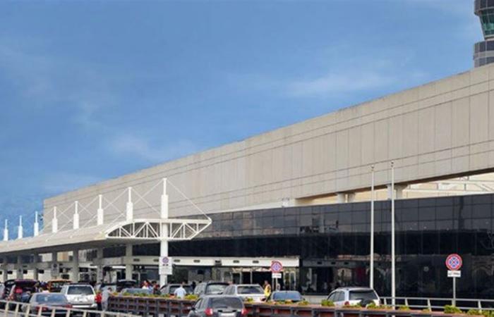 ازدياد حركة المطار بنسبة 2.3 % عن شهر آب 2018