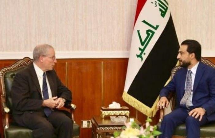 العراق | الحلبوسي: للعراق دور في حفظ توازن المنطقة