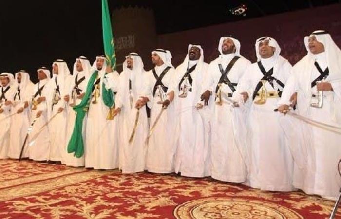الخليح   العرضة السعودية في المدارس لتأصيل التراث في التلاميذ