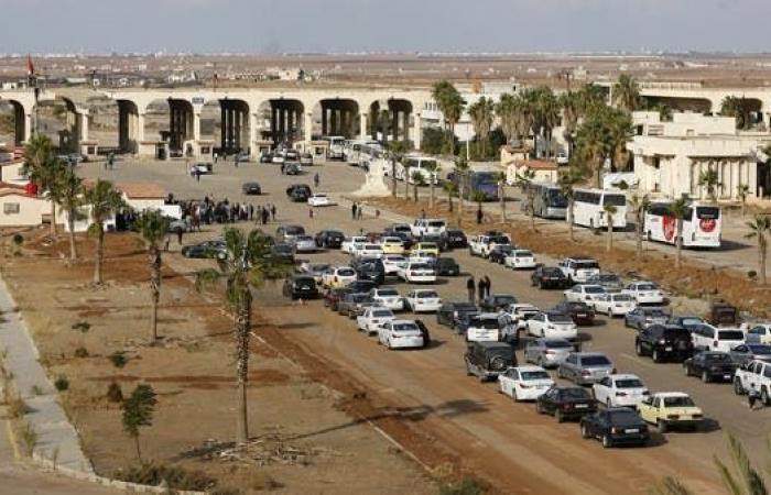 سوريا | 153 ألف سوري غادروا الأردن خلال عام