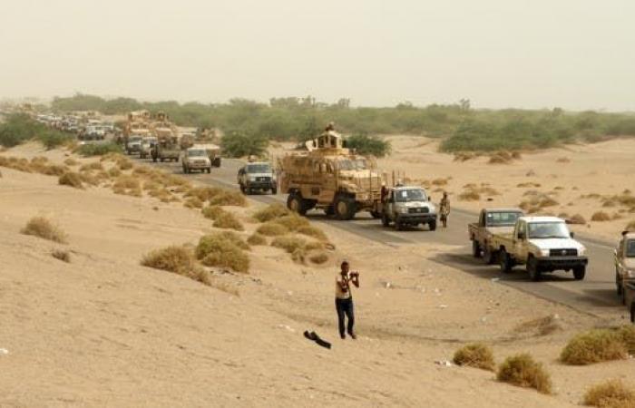 اليمن | الجيش اليمني يصد هجوماً للحوثي في الدريهمي جنوب الحديدة