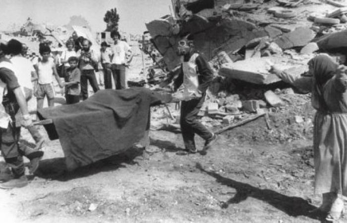 """ذكرى مذبحة صبرا وشاتيلا: الخاتمة اللائقة لا """"نبش القبور"""""""