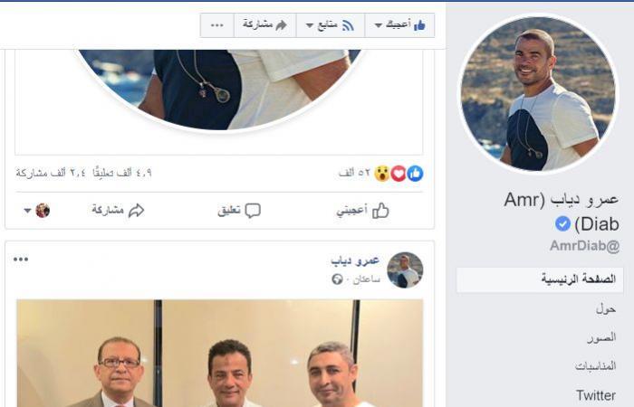 عمرو دياب وروتانا.. صُلح بعد نزاع لسنوات وهذه علاقة تركي آل الشيخ!