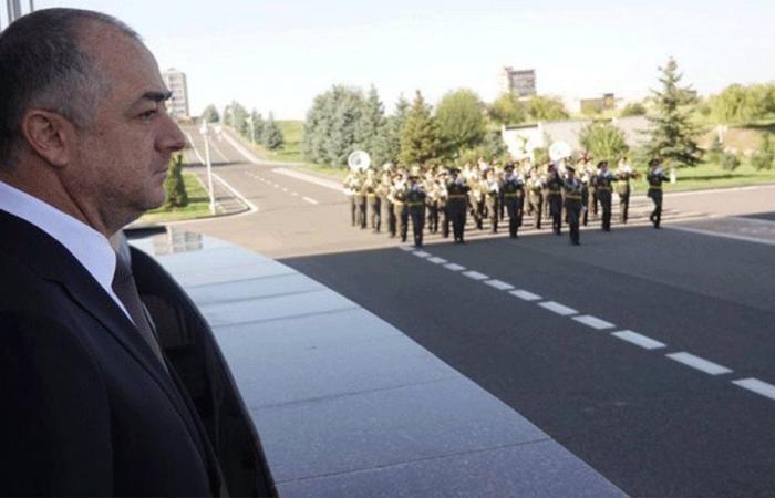 بو صعب: تحديات كثيرة تفرض تعاونًا أمنيًا مع أرمينيا