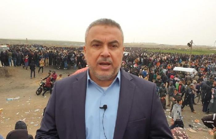 فلسطين   رضوان: لانقبل بديلا عن فلسطين إلا فلسطين