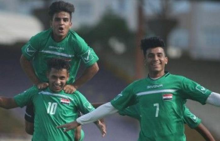العراق ينعش آماله في تصفيات آسيا للناشئين بفوز على لبنان