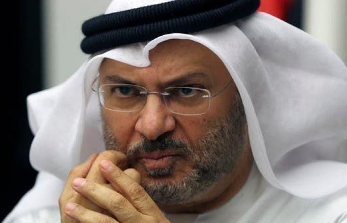 مصر | قرقاش: حملة الإخوان ضد مصر فشلت فشلاً ذريعاً