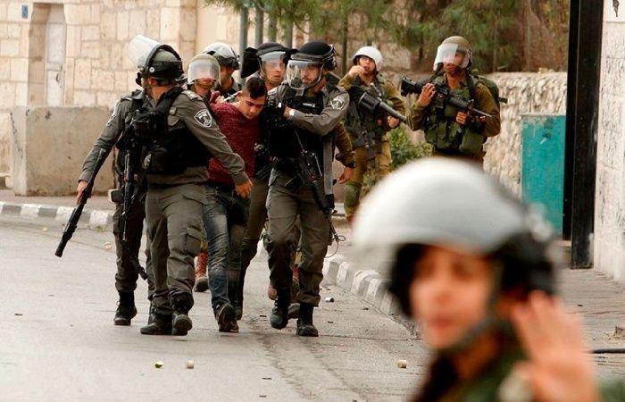 فلسطين   قوات الاحتلال تعتقل مواطناً من قرية خرسا جنوب الخليل