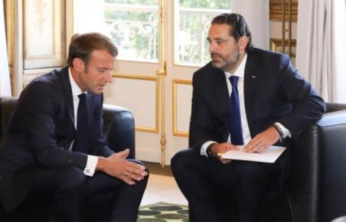 ماكرون والحريري: خوف فرنسي على لبنان من سياسييه ومقاوليه