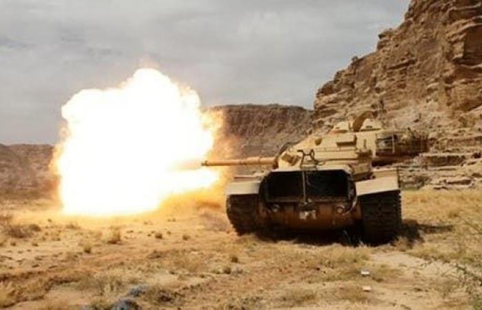 اليمن   صعدة.. الجيش اليمني يهاجم تعزيزات حوثية في الصفراء