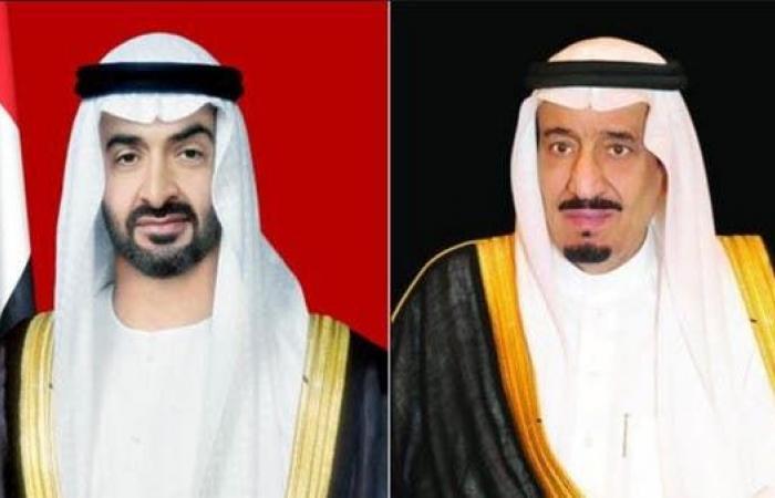الخليح | محمد بن زايد يهنئ الملك سلمان باليوم الوطني: شراكتنا عميقة ورؤيتنا موحدة
