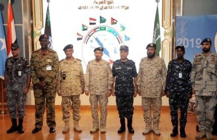 مصر | انطلاق مناورات الموج الأحمر 2 البحرية بين السعودية ومصر
