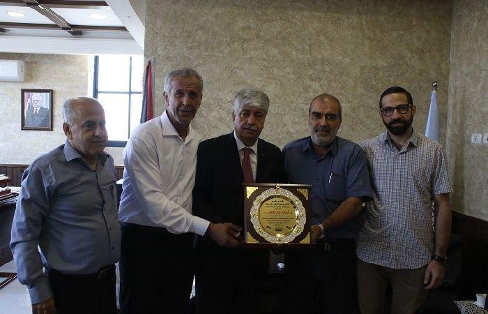 فلسطين | مجدلاني: نسعى لإنشاء صندوق دوار لتمكين لأسر الأيتام