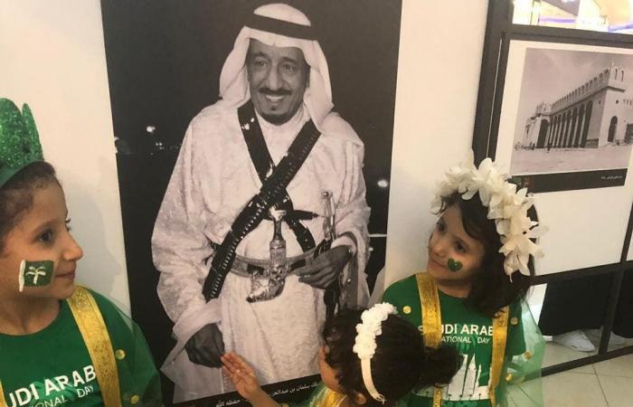 الخليح | 50 صورة تجذب زوار المعرض التاريخي للسعودية