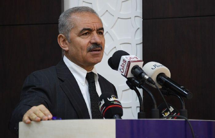فلسطين | اشتية: سيتم افتتاح المستشفى التركي في غزة