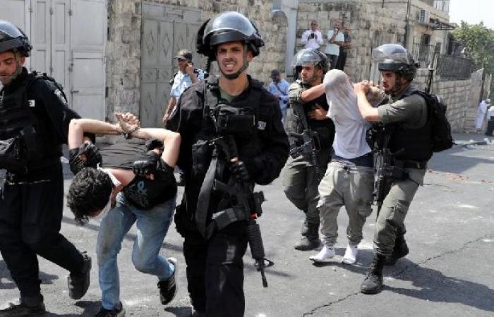 فلسطين   الاحتلال يعتقل سبعة مواطنين على الأقل من الضفة بينهم شقيقان