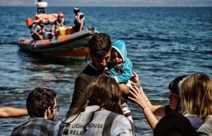 سوريا | التايمز: تدفق مهاجرين جدد من تركيا يضغط على جزر اليونان