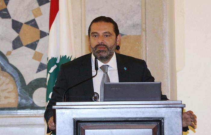 الحريري وابراهيم يتابعان قضية صالح واستنكار اعلامي اجنبي لتوقيفه