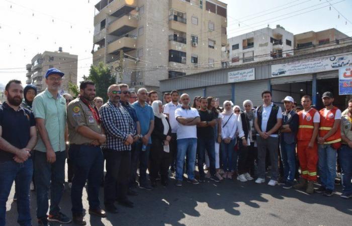 الحريري: نحضر لغرس عشرة الاف شتلة في صيدا