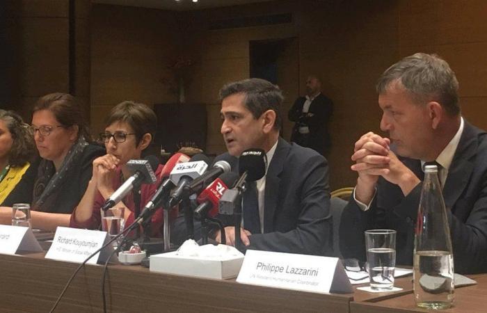 قيومجيان: لتفادينا الكثير من ارتدادات أزمة النزوح لولا مصالح البعض
