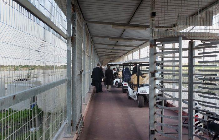فلسطين   سلطات الاحتلال تعتقل تاجر على معبر بيت حانون/ايرز