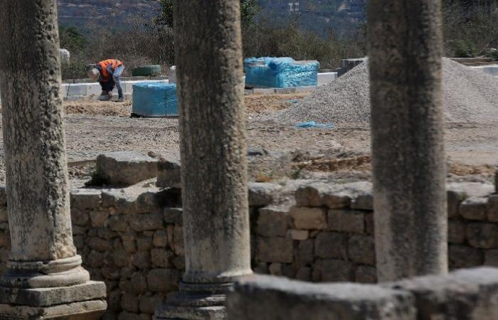 فلسطين   الاحتلال يقتحم الموقع الأثري في سبسطية شمال نابلس