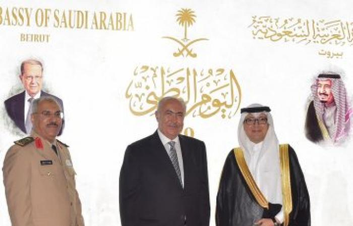 مخزومي هنأ المملكة السعودية بمناسبة يومها الوطني