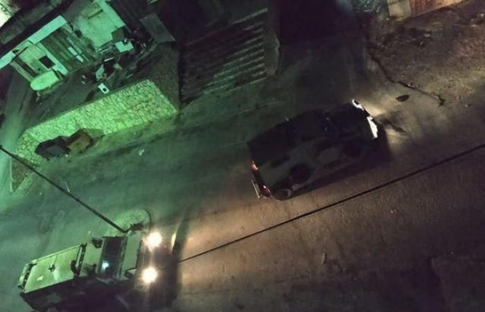 فلسطين | قوات الاحتلال تعتقل شابين من قراوة بني حسان