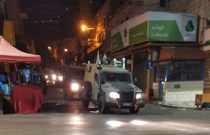 فلسطين | قوات الاحتلال تعتقل 3 مواطنين من مخيم الدهيشة