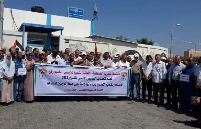 فلسطين | مختصون يطالبون بتجديد ولاية جديدة للأونروا حتى حل قضية اللاجئين