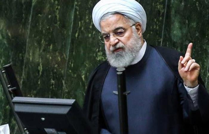 إيران | روحاني: مستعد لمناقشة إضافات بالاتفاق النووي إذا رفعت العقوبات