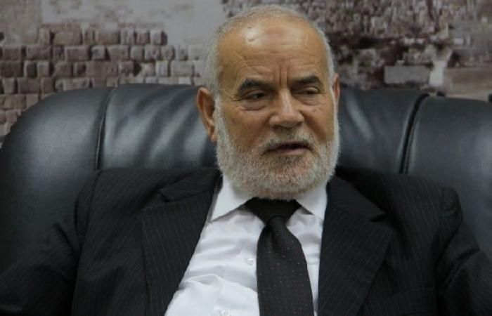 فلسطين   بحر يشكر الاتحاد البرلماني العربي لاستحداث لجنة دائمة باسم فلسطين