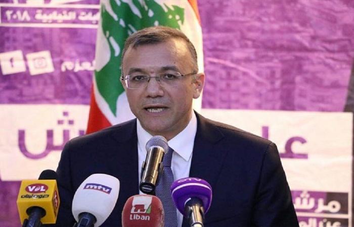 درويش: اجراءات مصرف لبنان هي الأفضل للحفاظ على قيمة الليرة