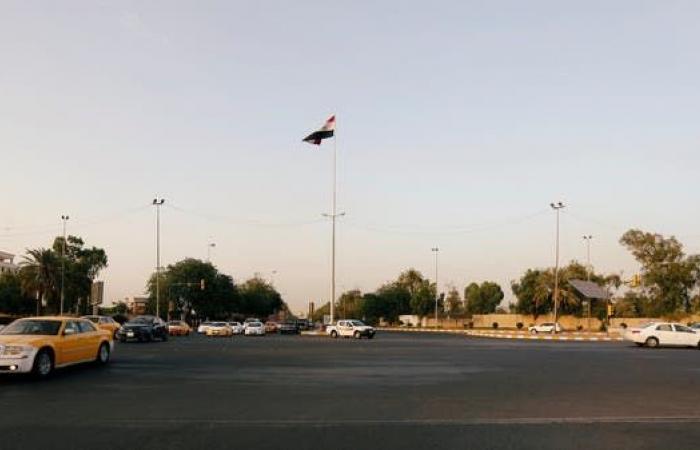 العراق   صاروخان يضربان المنطقة الخضراء وسط بغداد