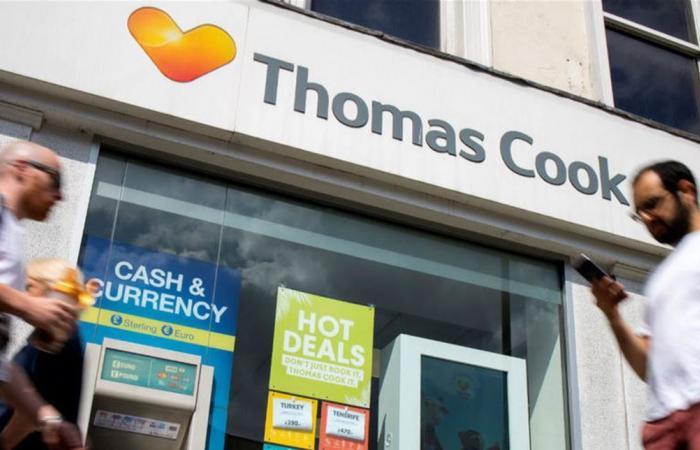 لماذا 'تخلّت' الحكومة البريطانية عن 'توماس كوك'؟