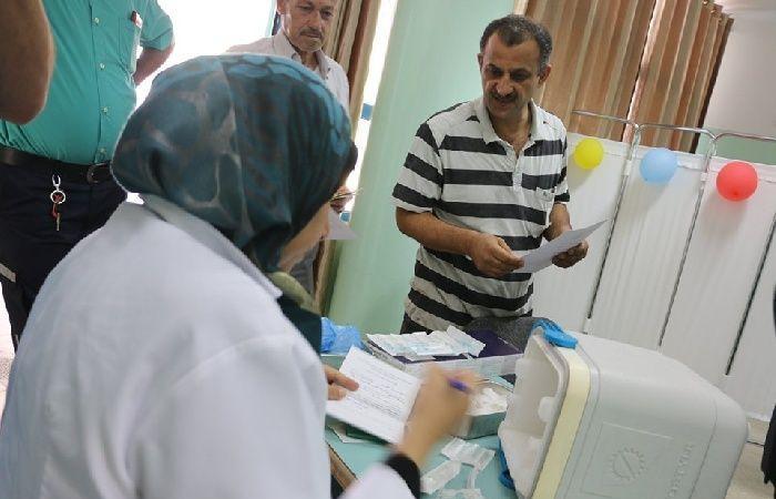 فلسطين | صلاح: التمريض هو الشريان المغذي للعمل في المرافق الصحية