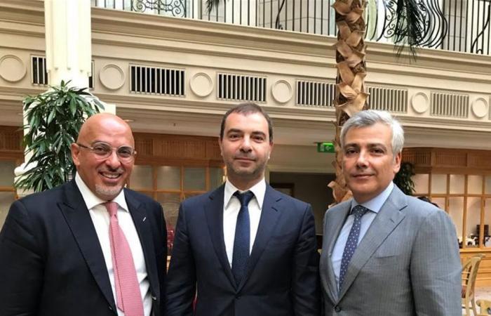 أفيوني: لبنان يريد أن يصبح وجهة جذابة وتنافسية لمستثمري التكنولوجيا ورجال الأعمال