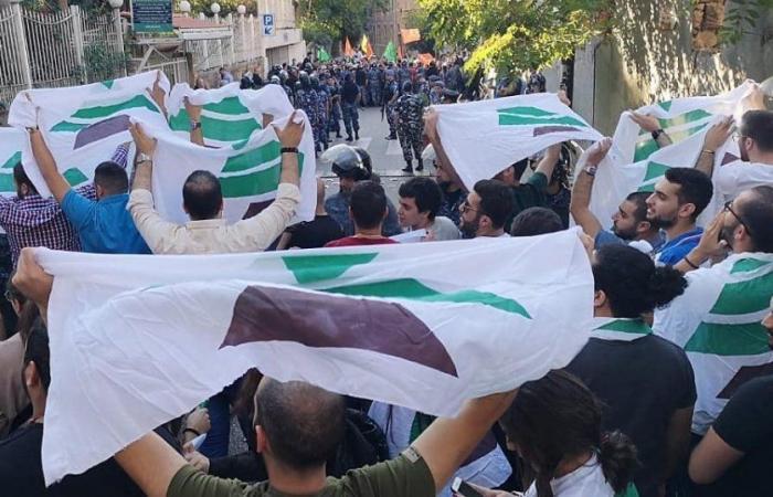 """طلاب """"الكتائب"""" أعلنوا أسماء فائزيها بانتخابات اليسوعية"""