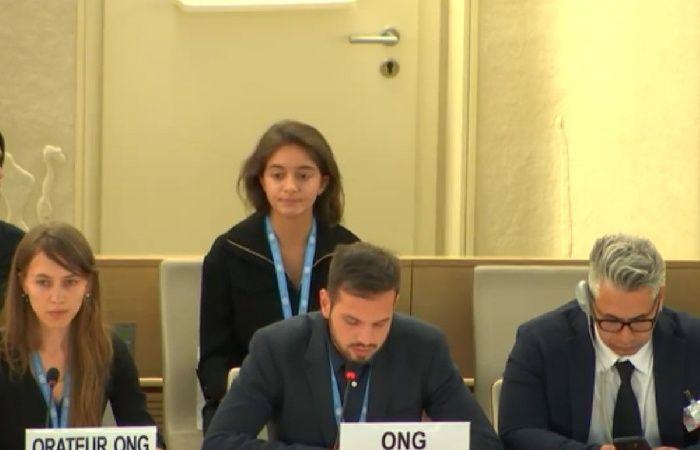 فلسطين | العودة يطرح أوضاع اللاجئين الفلسطينيين في لبنان في مجلس حقوق الإنسان