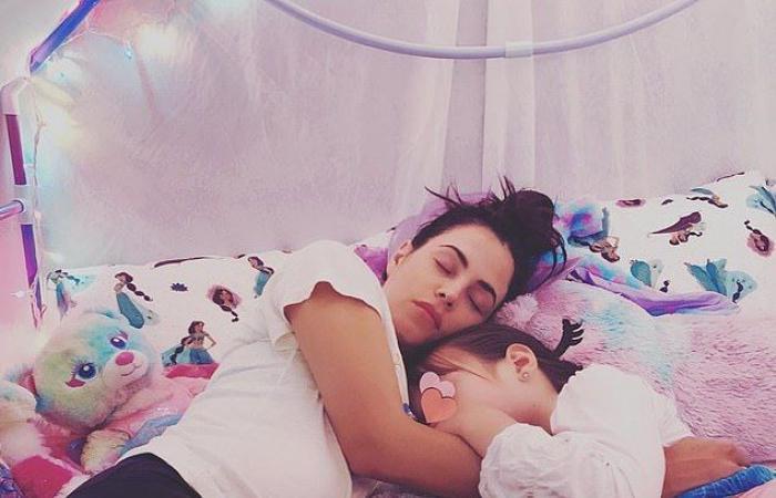 اللبنانية جينا ديوان حاملٌ من حبيبها الجديد.. وهذه ردّة فعل طليقها تشانينغ تاتوم!