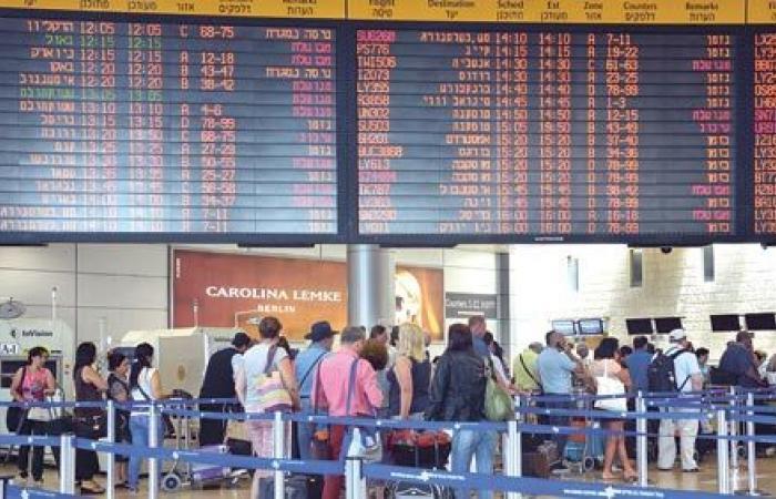 فلسطين   إسرائيل تحذر رعاياها من السفر الى سيناء والأردن وتركيا